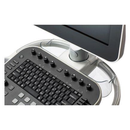 Bedienpanel und Tastatur mit Monitorentriegelung Ultraschallgerät Philips ClearVue 850 von AMT Abken Medizintechnik in Norderstedt