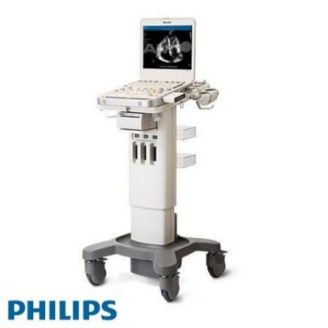 Produktabbildung portables Ultraschallgerät Philips CX 50 von AMT Abken Medizintechnik bei Hannover
