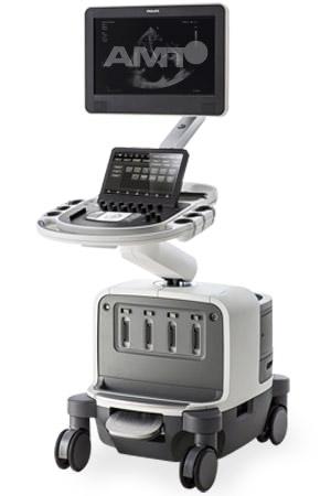 Produktabbildung Ultraschallgerät Philips EPIQ 7 von AMT Abken Medizintechnik in Wunstorf