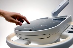 Bedienpanel und Tastaturschublade Ultraschallgerät Philips Sparq von AMT Abken Medizintechnik in Norderstedt