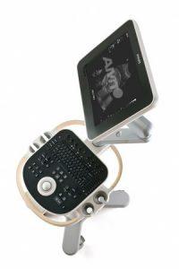 Bedienpanel Ultraschallgerät Philips ClearVue 550 von AMT Abken Medizintechnik bei Hannover