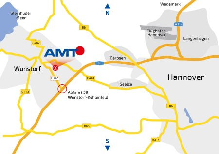 Anfahrt Wunstorf