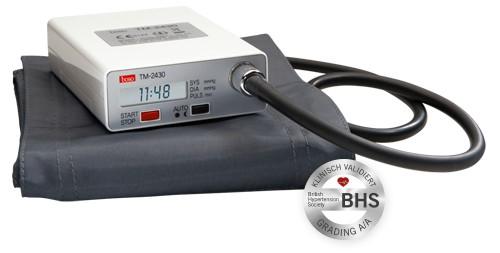 Vollansich des boso TM-2430 PC 2 - 24h Blutdruckmessgerät