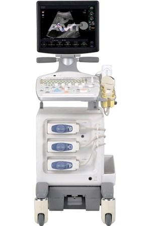 Produktabbildung Ultraschallgerät Hitachi f37 - - Standort AMT Abken Medizintechnik in Nordersted