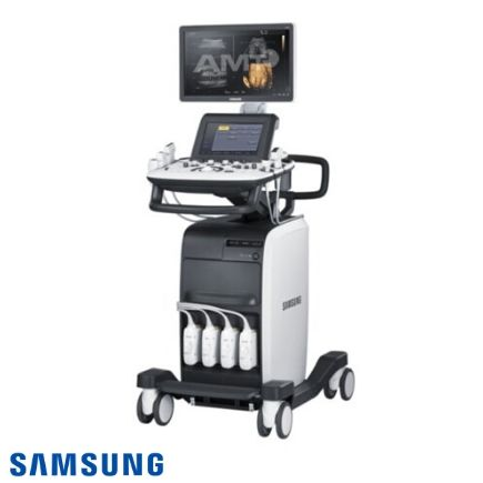Das Samsung H60 Allrounder-Ultraschallsystem: einfach, kompakt und vielseitig.