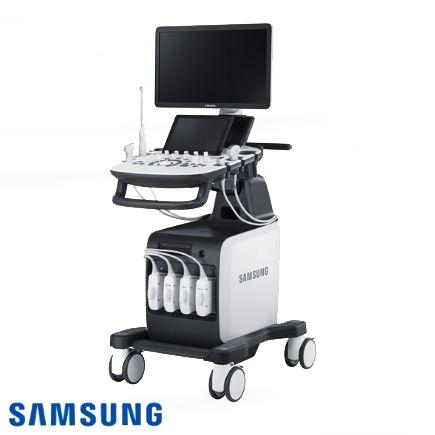 Produktansicht Ultraschallgerät SAMSUNG HS50 von AMT Abken Medizintechnik in Norderstedt
