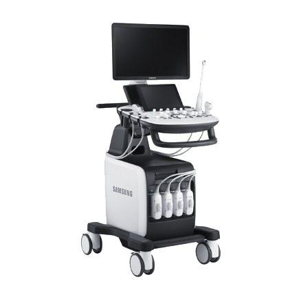 AMT Abken Medizintechnik in Wunstorf bei Hannover - Abbildung Ultraschallgerät Samsung HS50