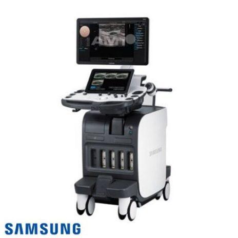 Produktansicht Ultraschallgerät SAMSUNG RS80A von AMT Abken Medizintechnik in Norderstedt