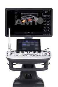 Bedienpanel und Monitor Ultraschallgerät SAMSUNG HS60 von AMT Abken Medizintechnik in Norderstedt
