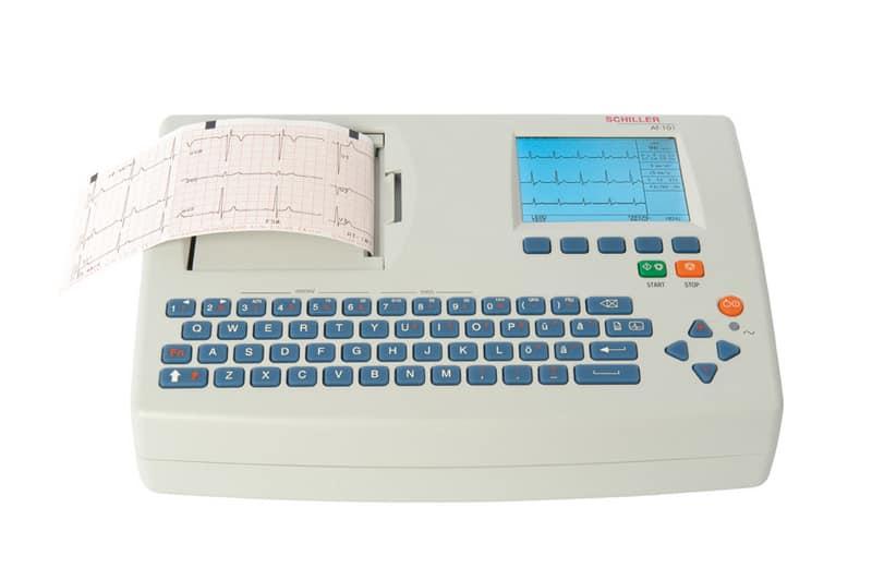 Produktabbildung Schiller Cardiovit AT 101