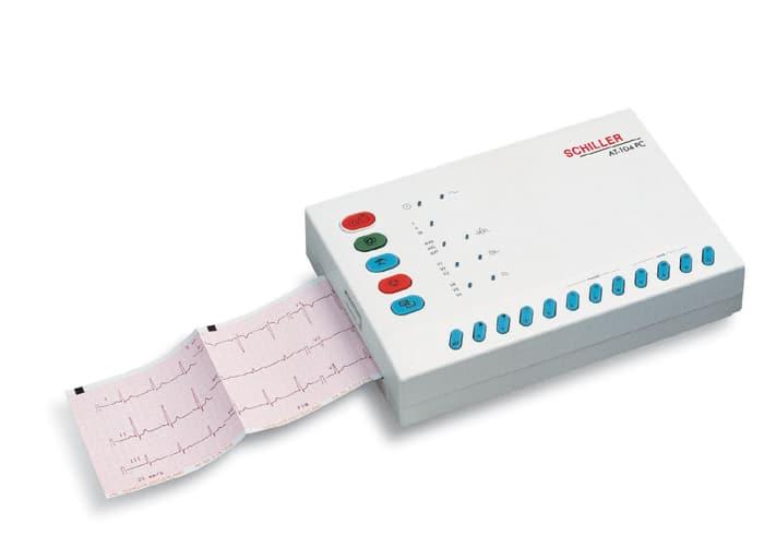 Schiller AT-104-PC - Präzise Diagnostik mit dem Schiller AT-104 PC