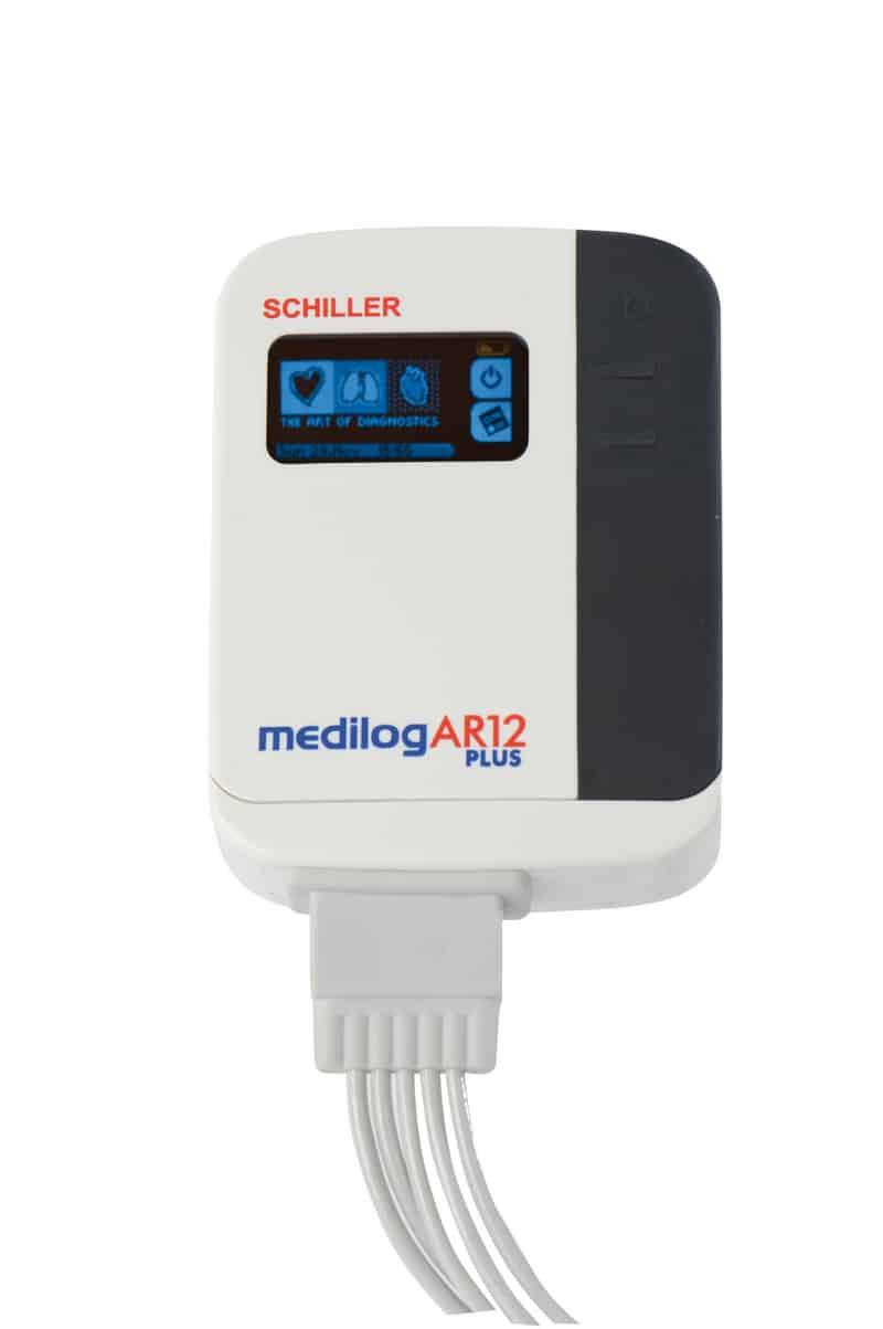 Produktabbildung Schiller Medilog AR Plus