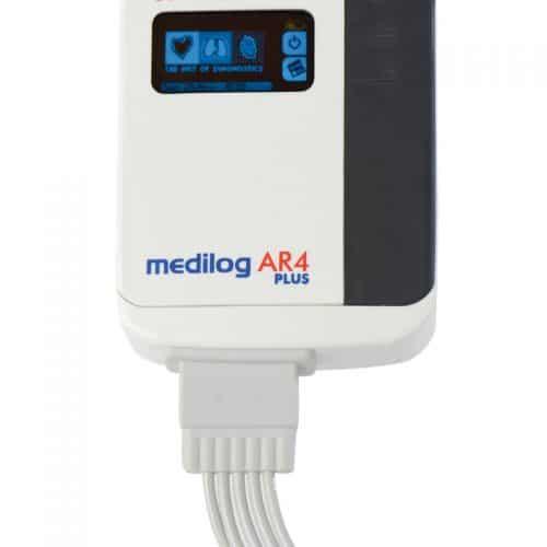 Produktabbildung Schiller Medilog AR 4 Plus