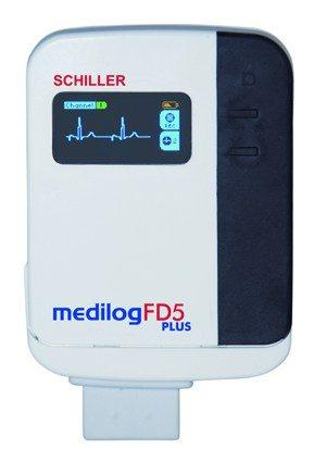 Produktabbildung Schiller Medilog FD5 Plus