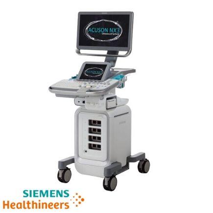 Produktansicht Ultraschallgerät SIEMENS ACUSON NX3 / NX3 Elite von AMT Abken Medizintechnik