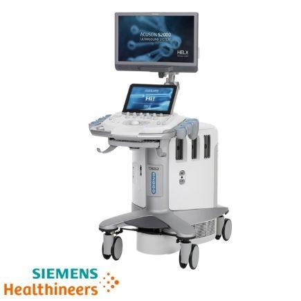 Produktabbildung Ultraschallgerät SIEMENS Acuson S2000 - Standort AMT Abken Medizintechnik in Nordersted