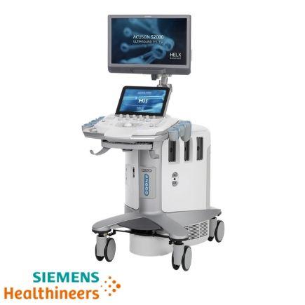 Produktabbildung Ultraschallgerät SIEMENS ACUSON S2000 HELX Evolution Touch Control von AMT Abken Medizintechnik bei Hannover