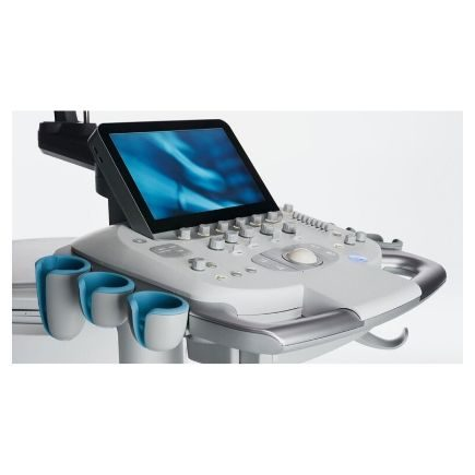 Bedienpanel Ultraschallgerät SIEMENS ACUSON S2000 HELX Evolution Touch Control von AMT Abken Medizintechnik bei Hannover