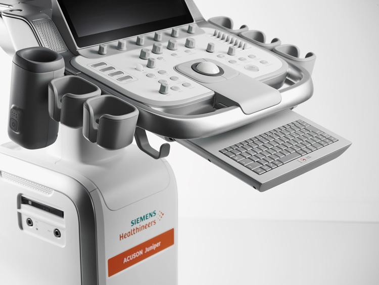 Siemens Acuson Juniper Tastatur