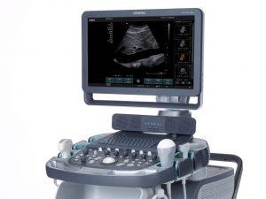 X600 Monitor Bedienteil und Sonden - AMT Abken Medizintechnik in Norderstedt bei Hamburg