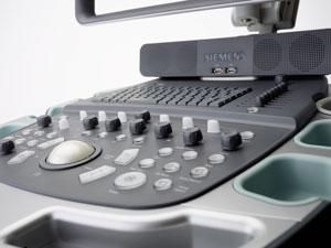 Abbildung Siemens Acuson X700 Bedienteil - AMT Abken Medizintechnik in Norderstedt bei Hamburg