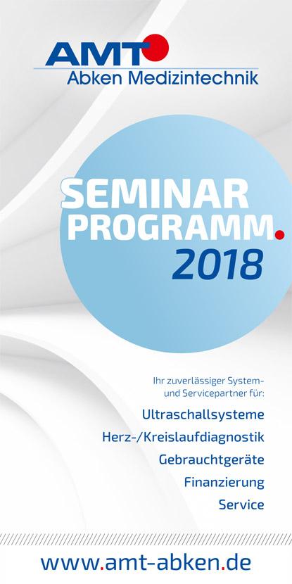 AMT Abken Seminarprogramm 2018 | www.amt-abken.de
