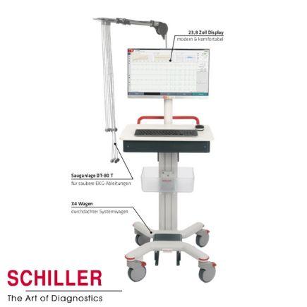 Schiller Cardiovit Gerät