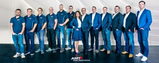 Das kompetente Team von AMT-Abken aus Wunstorf