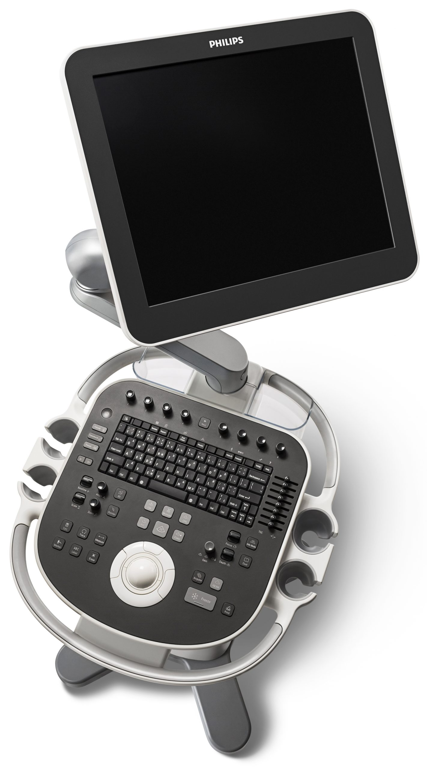 clearvue-850-monitor-bedienpanel